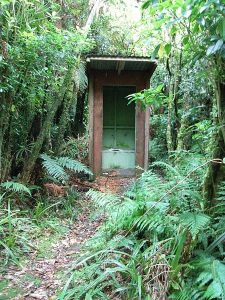 Waiotauru Hut bush toilet 225x300 - 48