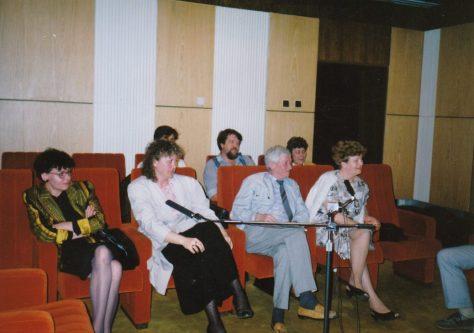 Účastnístnici kurzov autogénneho tréningu 1