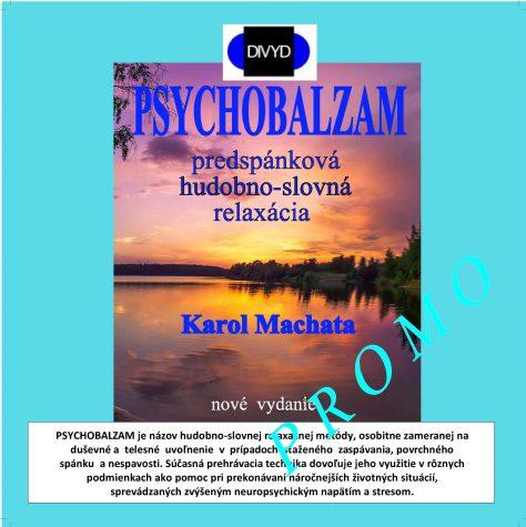 psychobalzam spánok sugescia hudba relaxácia autogénny tréning