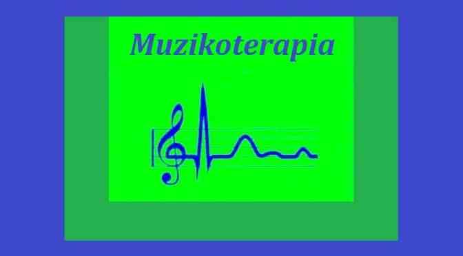Muzikoterapia - litaratúra
