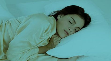 spiaca žena 2