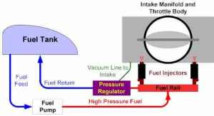 Any Pic's of fuel systems for cut rail