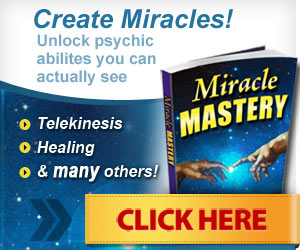 Miracle Mastery - Harness Your Psychic Powers