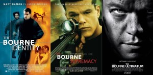 The bourne series