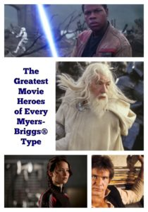 MBTI Heroes Pinterest