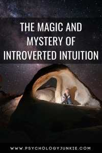 Get a deeper look at Introverted #Intuition! #MBTI, #personality #personalitytype #INFJ #INTJ #ENTJ #ENFJ
