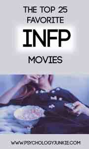 What are the favorite #INFP movies? Find out! #MBTI #personality