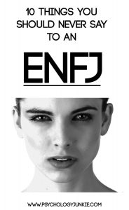 What should you NEVER say to an ENFJ? Find out in this in-depth article!