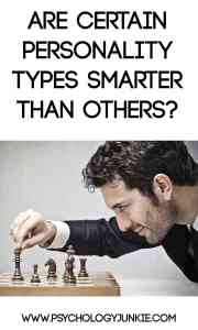 Are some Myers-Briggs® personality types smarter than others? Find out in this in-depth article!