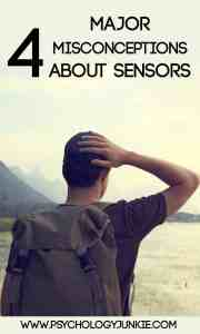 Misconceptions about sensors #MBTI #ISTJ #ISFJ #ESFJ #ESTJ #ISTP #ISFP #ESTP #ESFP