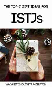 The best gifts for an #ISTJ ! #MBTI