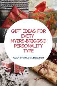 #MBTI Gift Guide! #MyersBriggs #INFJ #INFP #INTJ #INTP #ENFP