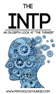 An extremely in-depth #INTP profile! #MBTI