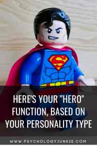 Get a look at the heroic functions of each #personality type! #Personality #MBTI #Myersbriggs #ISTJ #INFJ #INTJ #ISFJ #INTP #INFP #ENFP
