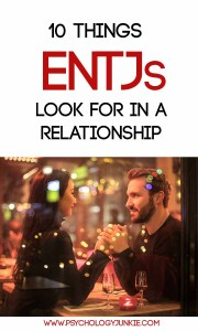 What do #ENTJs want in a relationship? Find out! #MBTI #personality