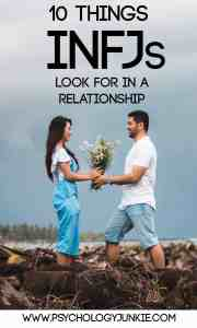 What do #INFJs want in a relationship? Find out #MBTI #personality