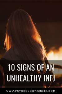10 things that unhealthy #INFJs do without realizing it. #INFJ #MBTI #Personality #personalitytype