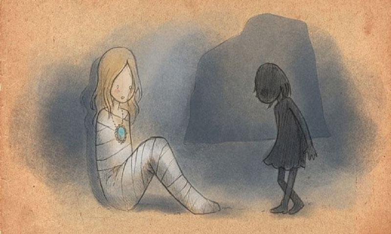 Το εσωτερικό παιδί που  κρύβουμε μέσα μας