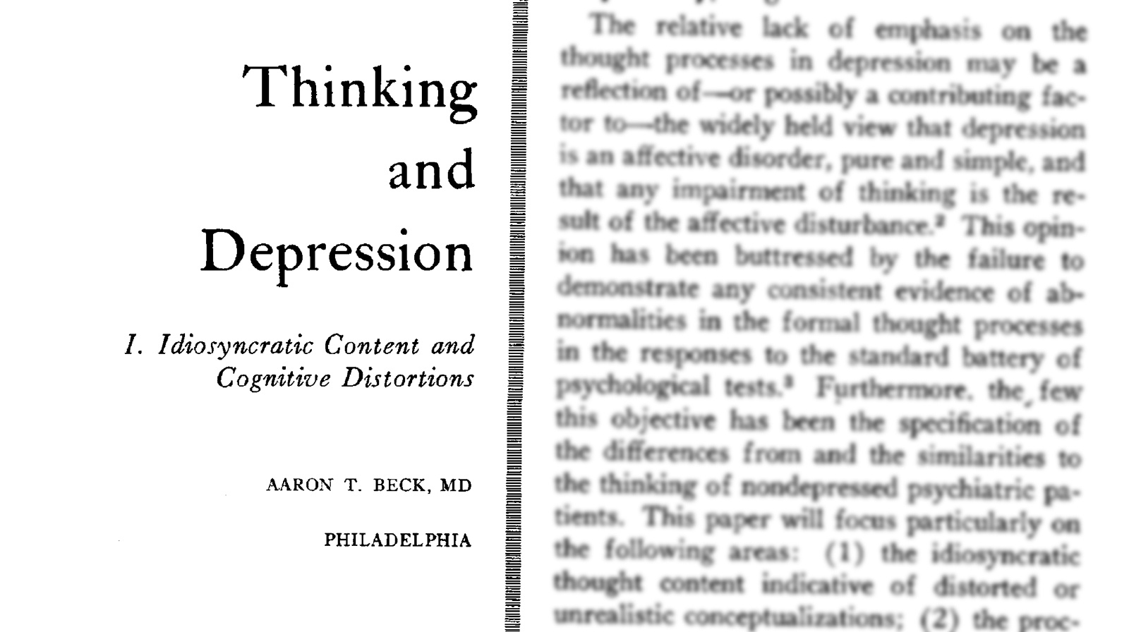 Unhelpful Thinking Styles Cognitive Distortions In Cbt