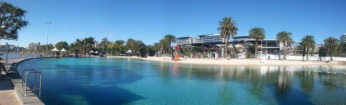 Southbank Lagoon