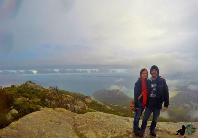 Mt Oberon Hike SUMMIT