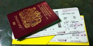 passport qatar airways