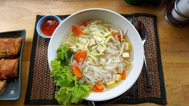 noodle soup thailand
