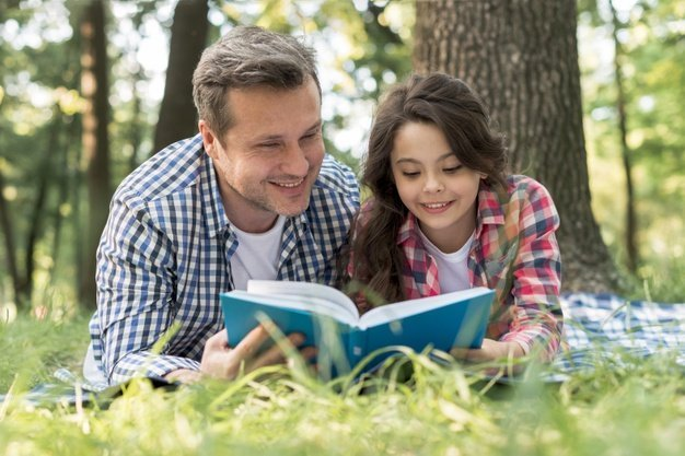 father daughter book