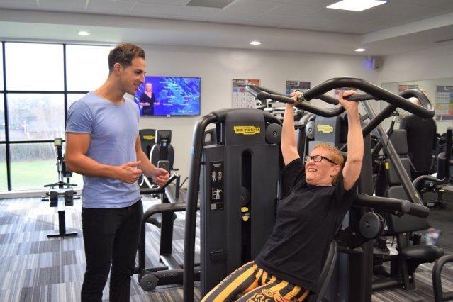 older adult gym