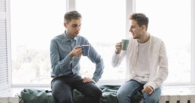 Why COVID-19 Has Been a Chance for Men to Have Deeper Conversations