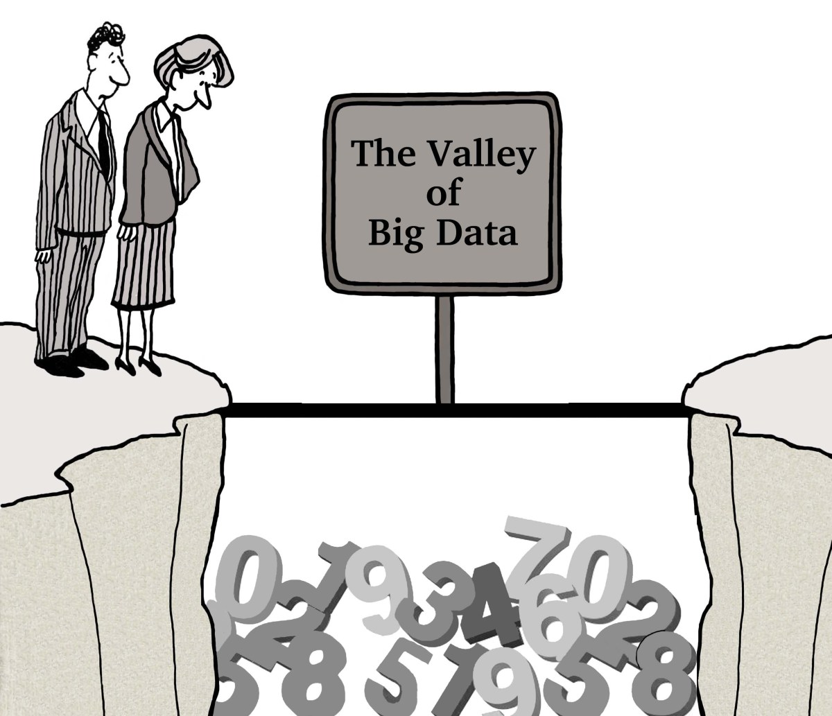 "With ""big data"" come big risks"