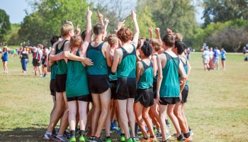 Lessons from cross country about performance and leadership