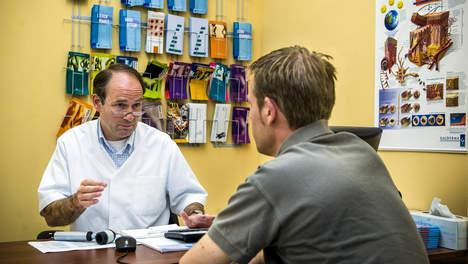 Band tussen arts en patiënt wordt niet gerespecteerd