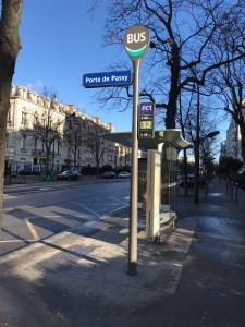 itinéraire bus pour Psy Paris 16