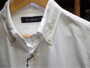 夏の白シャツ *長袖推し