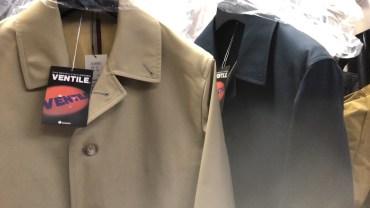 10month coat  なう