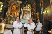 Delegacja Nadzwyczajnych Szafarzy Komunii Świętej