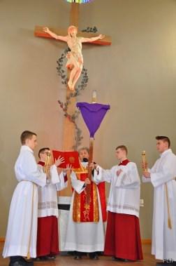 Liturgia Męki Pańskiej - Wielki Piątek