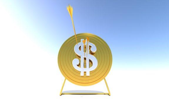 US dollar target