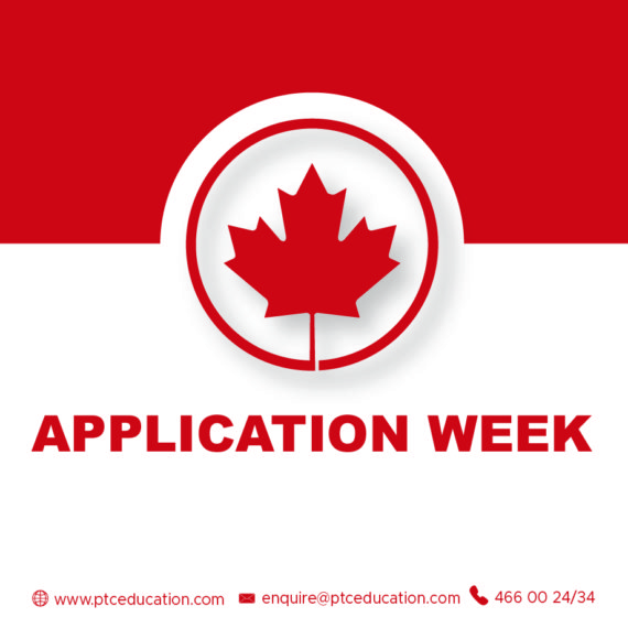APPLICATION NOW OPEN FOR CANADA