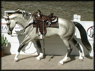 Image result for breyer model western tack images