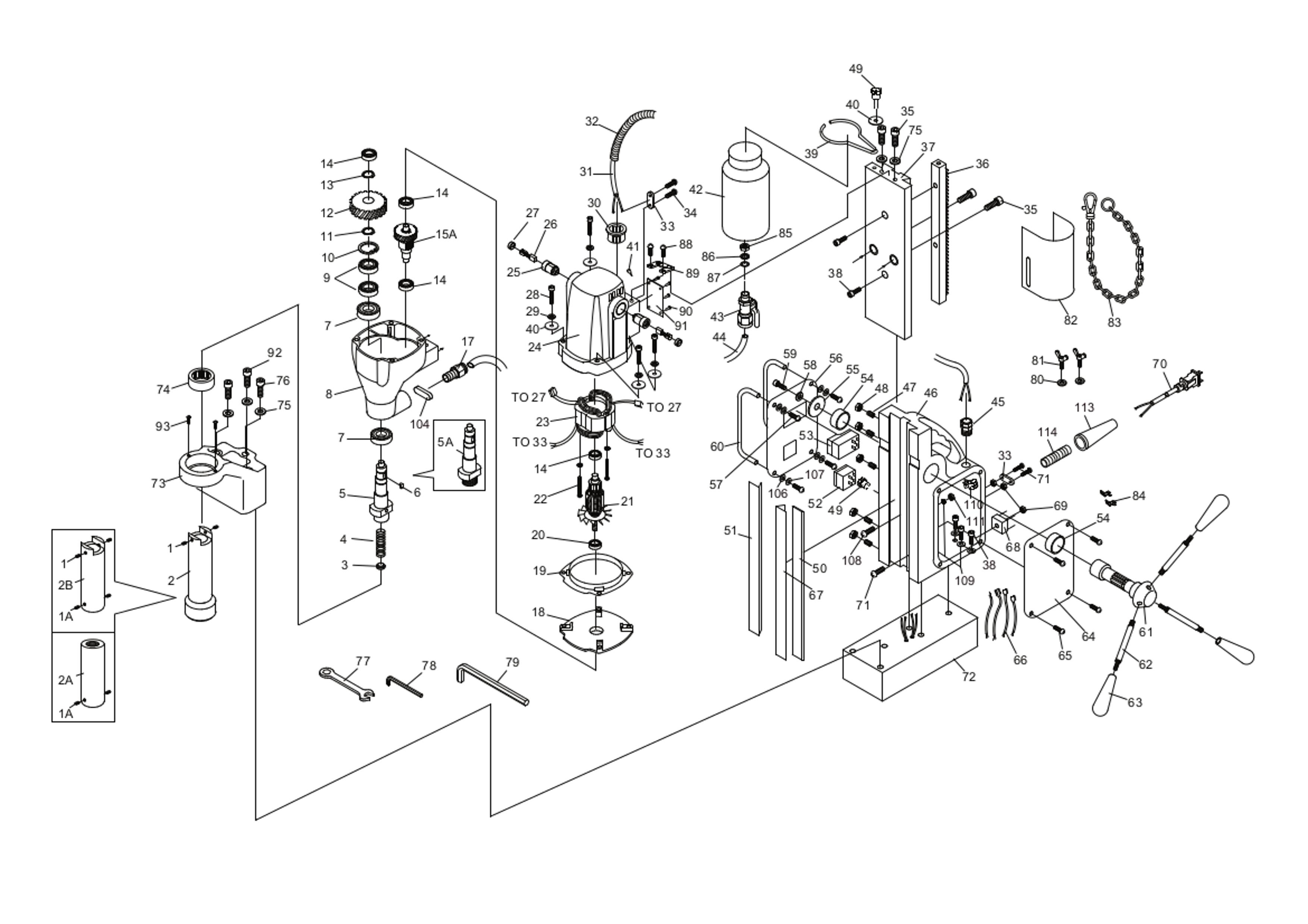 Magnetic Contactor Diagram