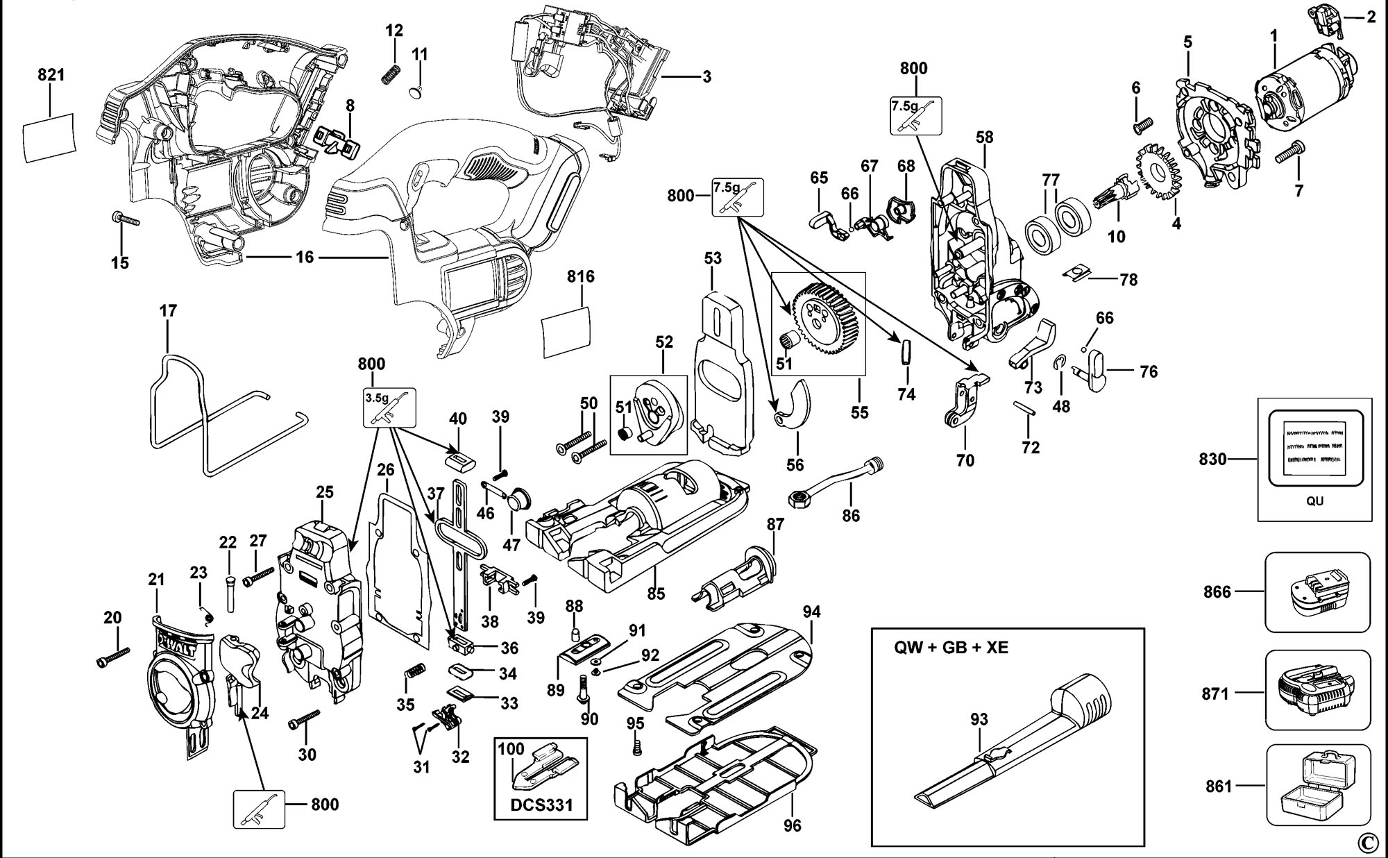 Ford Mustang Belts Diagram