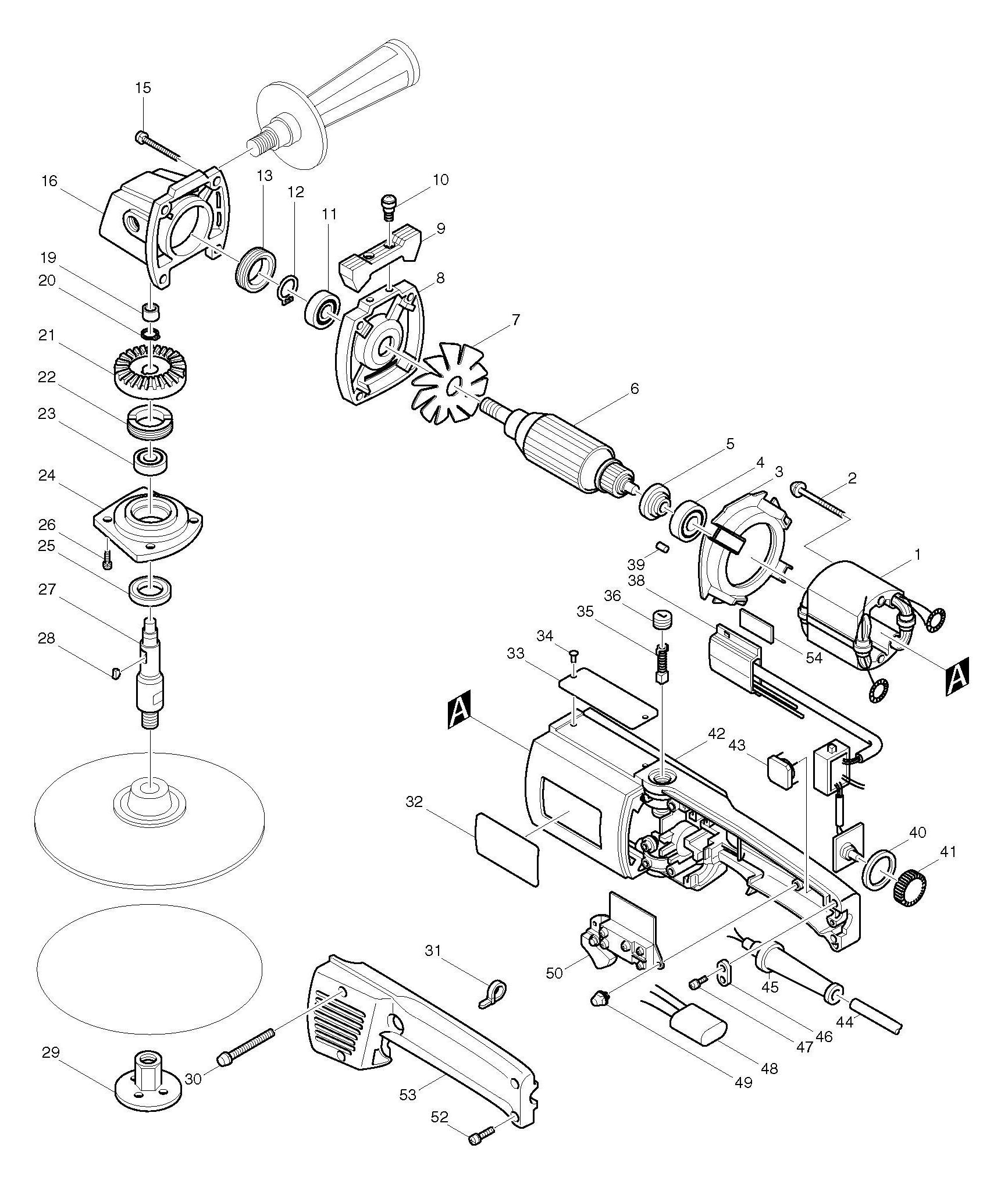 Makita 9227c Wiring Diagram - Catalogue of Schemas on