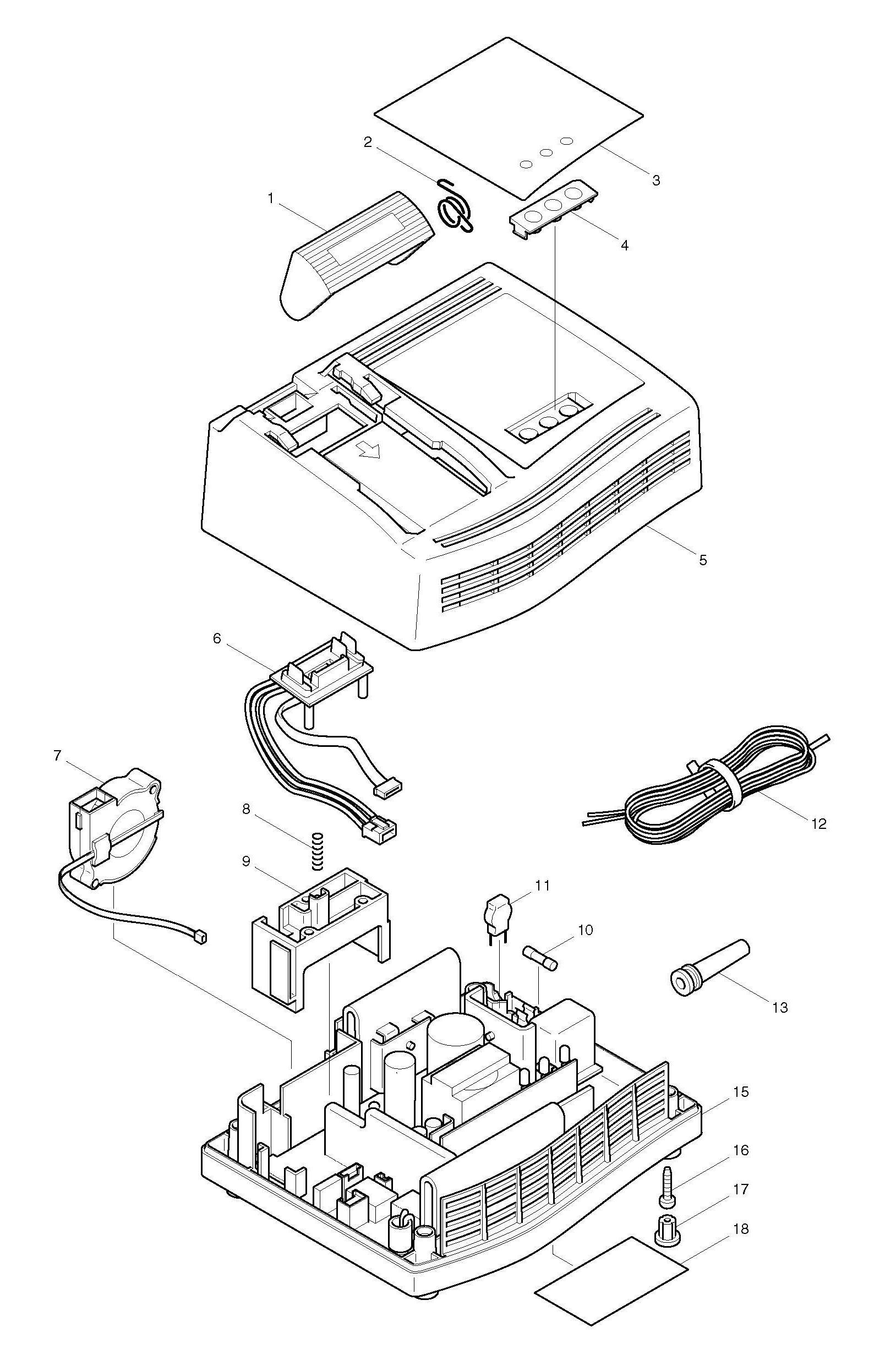 Dewalt Charger Schematic