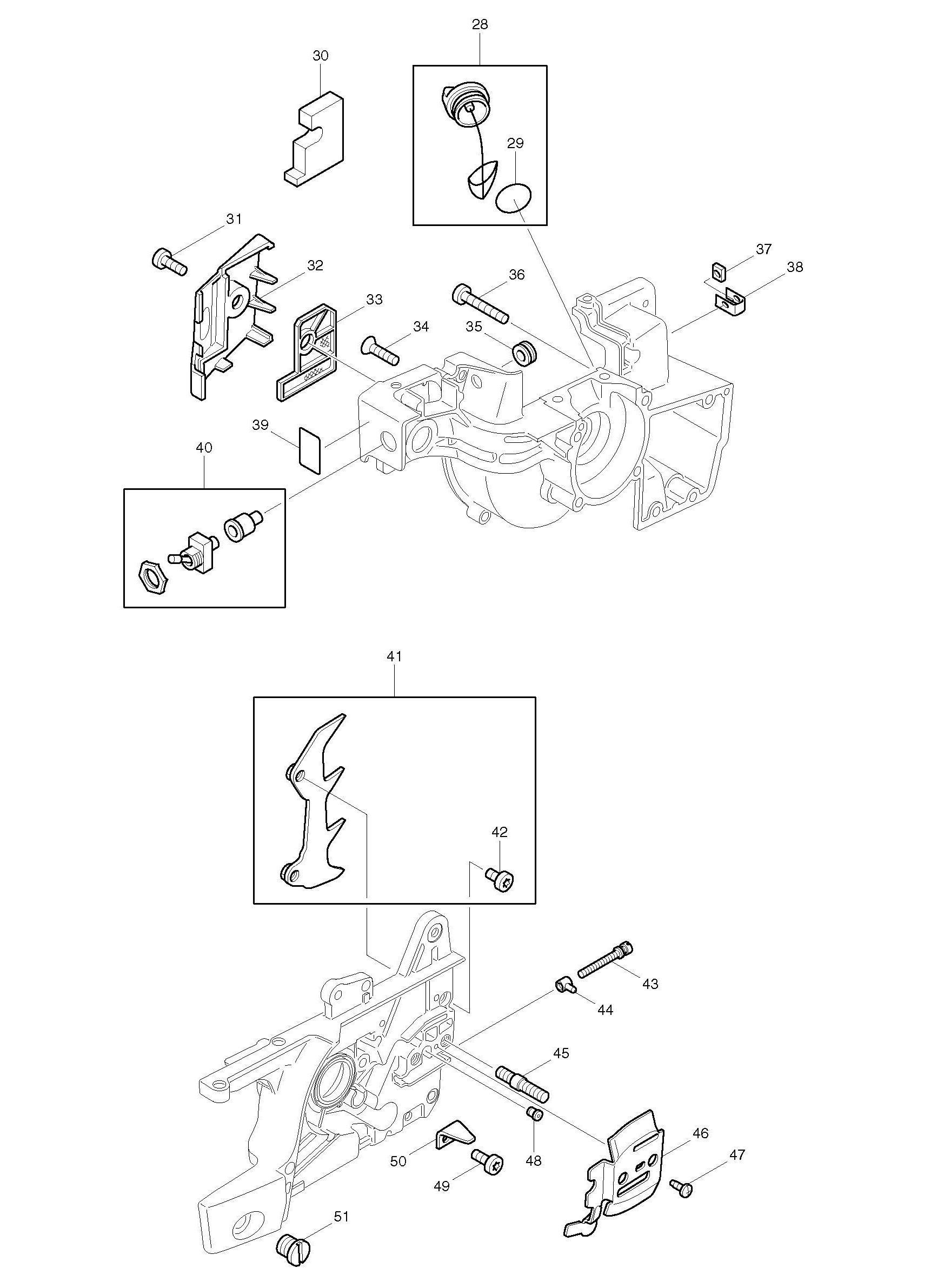 Stihl Fs 36 Parts Breakdown   Wiring Diagram Database