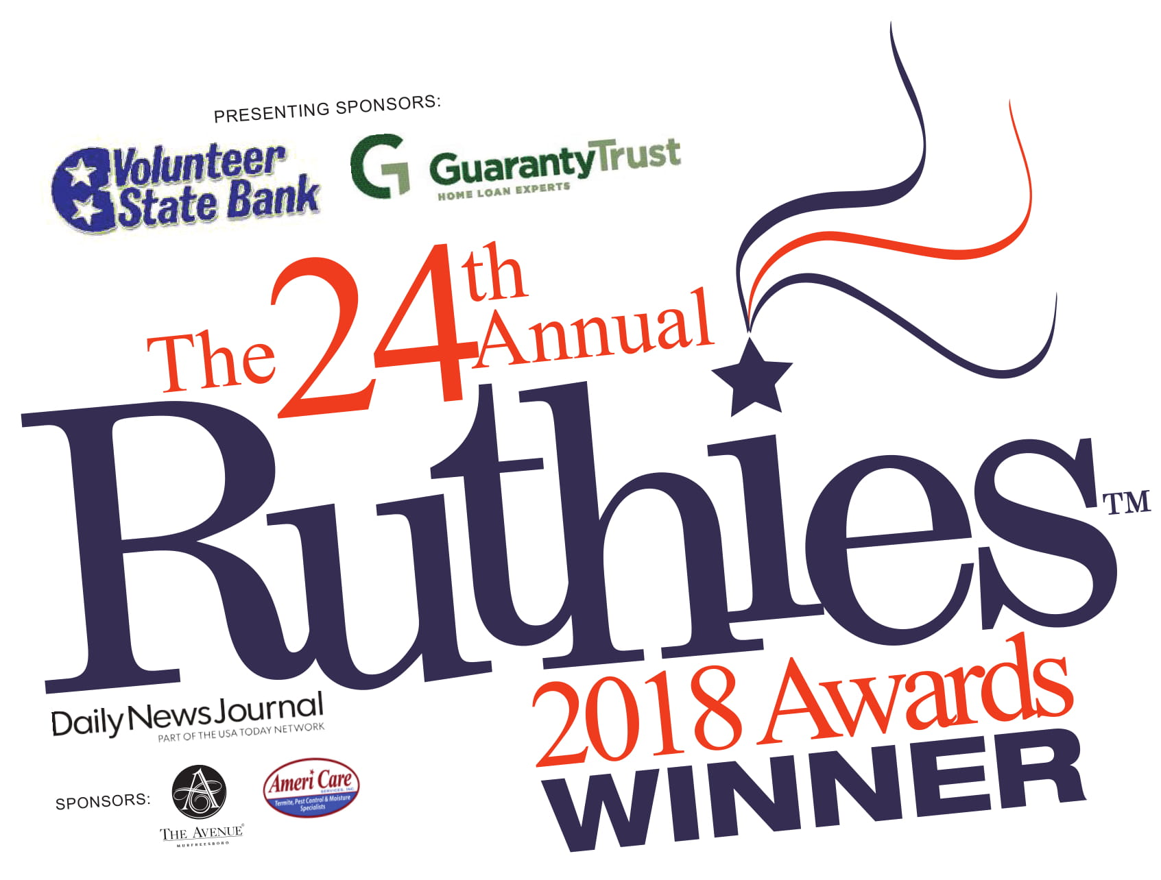 Ruthies 2018 Award