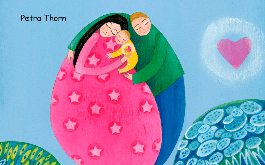 New Book for Children Conceived via Egg Donation