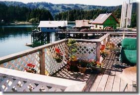 accommodations in Alaska