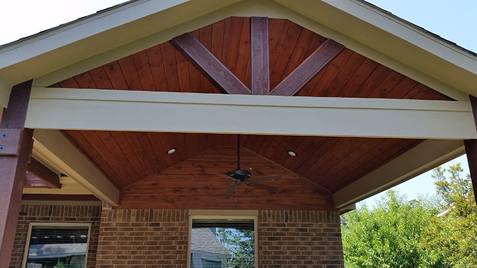 6 types of patio covers